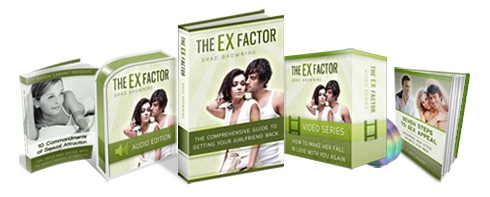 Brad Browning Ex Factor Guide Full Program