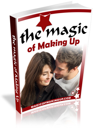 Magic Making Up Cover